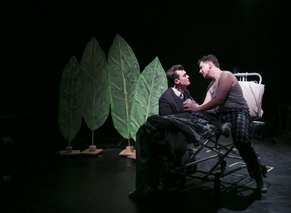 Photo Flash: First Look at The Brown Paper Box Co.'s A NEW BRAIN
